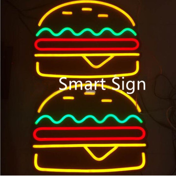 Sandwich Board Signs Neon Business Signs