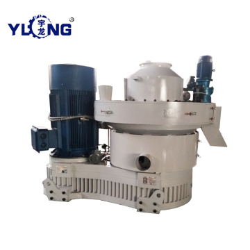 Yulong Biomass Pellet Machine