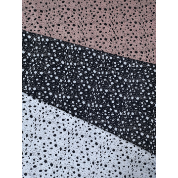 Dots Design Rayon Voile 60S Printing Woven Fabric
