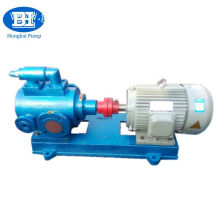 Industrial bitumen emulsion screw pump