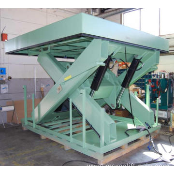 Easy hydraulic lift table