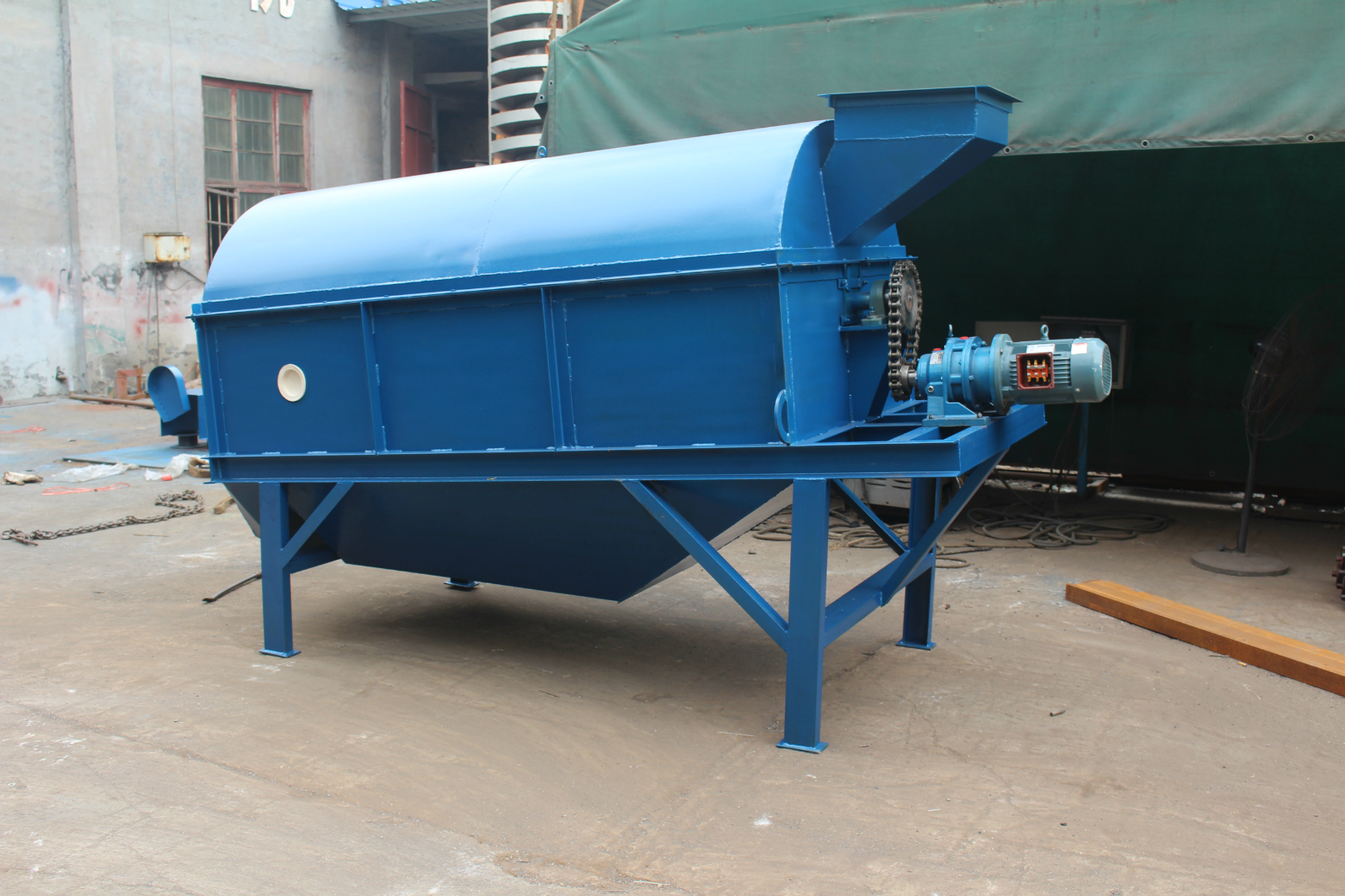 High Efficiency Roller Screen
