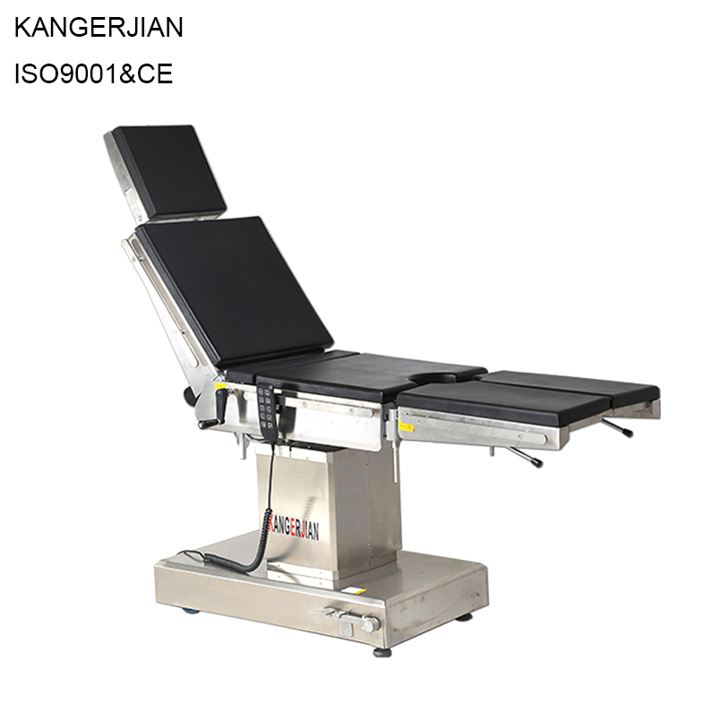 Hospital Equipment Surgical X ray Electric Operating Table