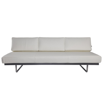 Cassina LC5 Leather Sofa By Le Corbusier