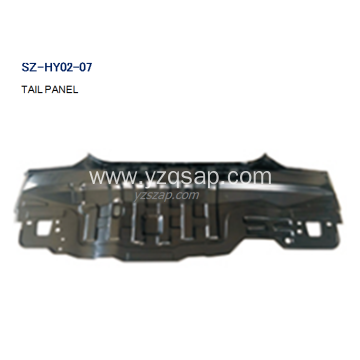 Steel Body Autoparts HYUNDAI 2011 ACCENT TAIL PANEL