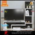 Wall Mounted TV Cabinet With Shelves Furniture