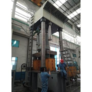 1600Tons Servo Hydraulic straightening machine