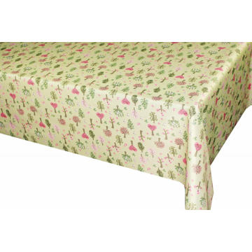 Pvc Printed fitted table covers Linens Provence France