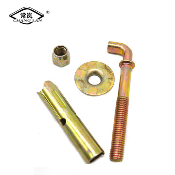 Electric Water Heater CarbonSteel Expansion Screw