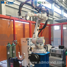 Welding Fume Extractor for Robot Welding