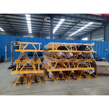 Best price steel concrete vibrating truss screed machine for sale FZP-90
