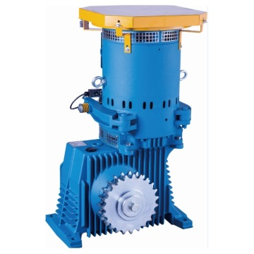 Geared Escalator Driving Machine/ Traction Machine for Escalator ET160-II, Escalator Spare Part