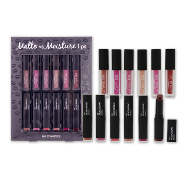 private label lipgloss lipstick set OEM lipstick