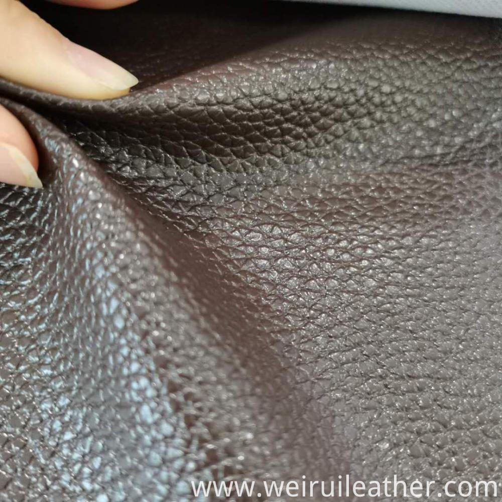 0 8mm Special Glossy Pvc Leather
