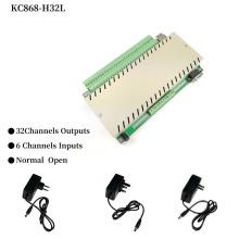 H32L Smart Home Automation Module Controller PLC Kit Relay Control Switch Security System Domotica Casa Hogar Inteligente IOT