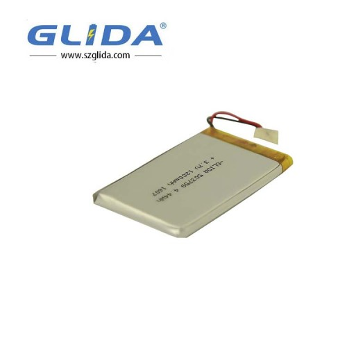 Rechargeable OEM 3.7V 440Mah Lithium Polymer Battery