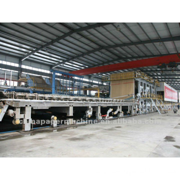 Fluting Paper Corrugating Paper  Making Machine