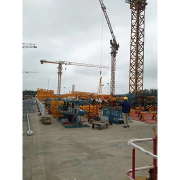 tower cranes efficient working