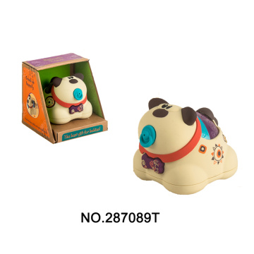 Cartoon Baby Rattle Dog Toy Wholesale