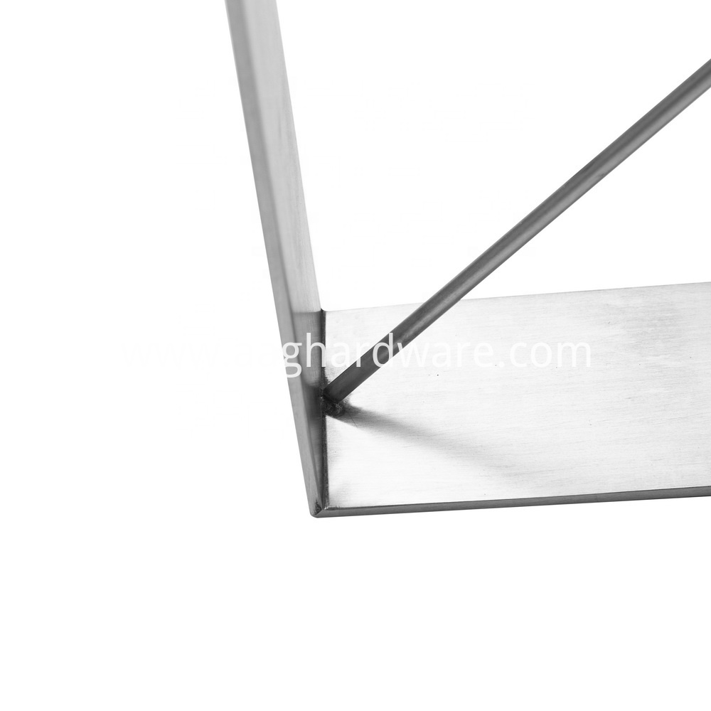 Stainless Steel Furniture Coffee Dinning Table Leg 1