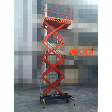 Electric Lift Platform Scissor Lifter