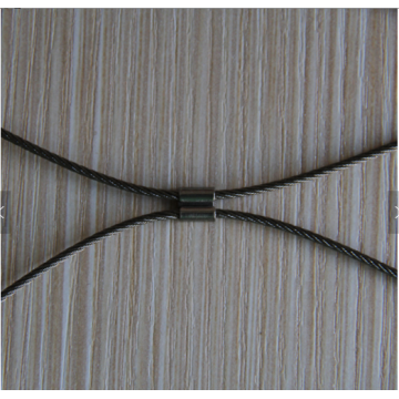 Flexible Animal Protection Stainless Steel Cable Wire Mesh