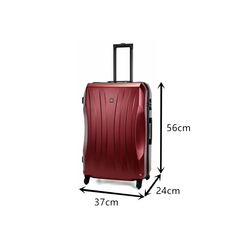 Double Wheels Fashion Big Luggage
