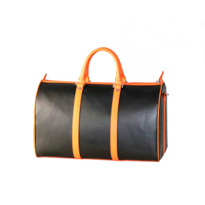 carbon fiber handbags ladies brand boston bag