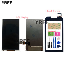 4.5'' Phone LCD Display For Caterpillar CAT S30 LCD Display Touch Screen Digitizer Screen Lcd Mobile Accessories Tools 3M Glue