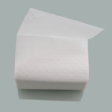 White Interfold Napkins Paper