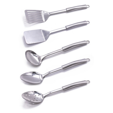 Kitchen Stainless Steel Cooking Utensil Set