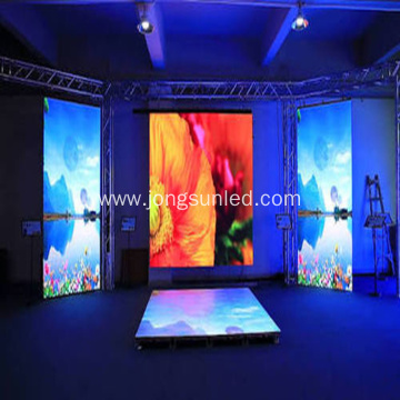 Full Color LED Display Panels Outdoor P4