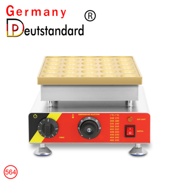 Dorayaki Dutch Mini Pfannkuchen Poffertjes Maker Machine Electric