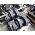 Undercarriage Parts Upper Roller for Crawler Crane