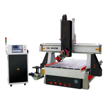 CNC Multi Heads Round Flat Carving Machine