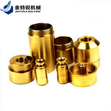 Custom Truning HPb62 Brass CNC Machining Parts