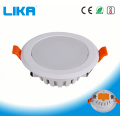 12W Round SMD Street Downlight Commercial Lights LED