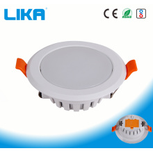 6W Round SMD Street Downlight Commercial Lights LED