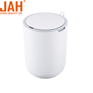 JAH Plastic Waterproof Round Composter Dustbin for Home