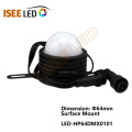 64MM Madrix Compatible Outdoor Led Building Lighting