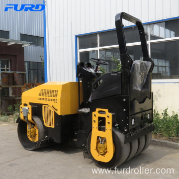 3 ton Rubber Tire Road Roller