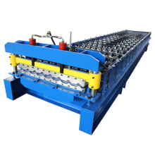 High Speed Roofing IBR Sheet Roll Forming Machine