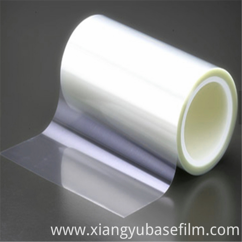 Release Silicone Liners Base Film