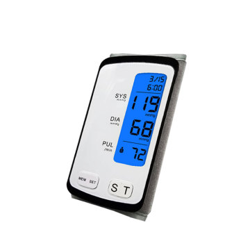 buy online BP Apparatus a BP Machine Blood Testing Equipments Digital Wrist Blood Pressure Monitor