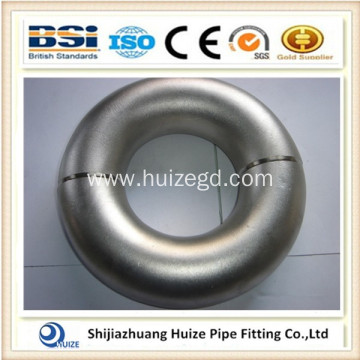 stainless steel ASTM A403 WP304 pipe elbow weldable