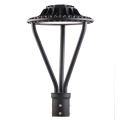 150w Daylight Garden Pole Light 18000lm