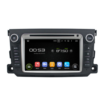 Car DVD player alang sa Benz SMART 2011-2012