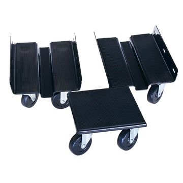 Snowmobile Dolly Heavy Duty 1500Lbs Rubber Pad