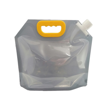 plastic spout pouches stand-up doypack