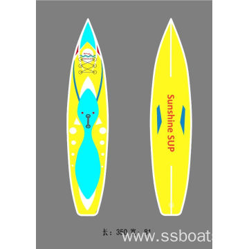 Factory Wholesale 11Ft Soft Top Inflatable Sup Board